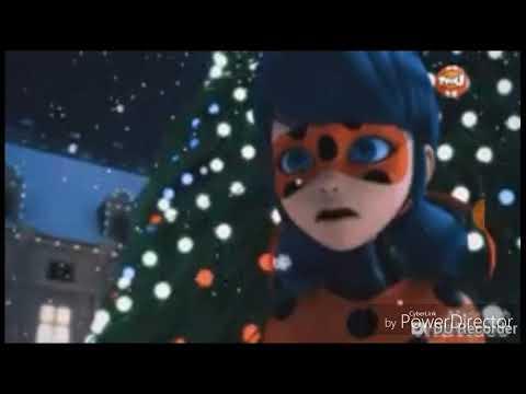 Ariana grande - Santa tell me ( клип ) Леди баг и супер кот