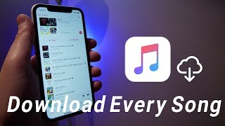 How to Download Every Song in Apple Music (2020)