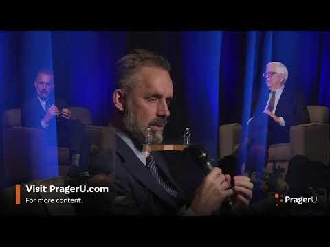 Interview: Jordan Peterson and Dennis Prager at the 2019 PragerU summit