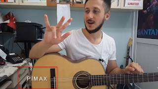 GİTAR DERSİ 1 - Gitar tutuşu ile ilgili temel bilgiler.