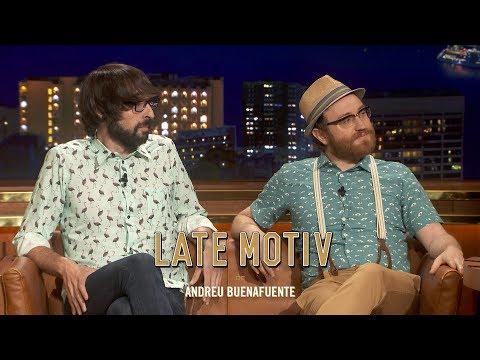 LATE MOTIV - Manuel Burque y Quique Peinado.