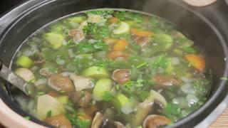 מתכון למרק ירקות בנוסח דרוזי מסורתי