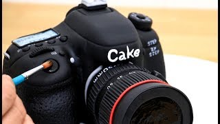 Смотреть онлайн Подборка: Самые красивые кексы и торты, потекут слюньки
