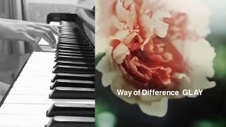 GLAY All Single Piano Arrange Vol.3