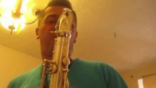 Selmer Mark VI (1956) tenor saxophone