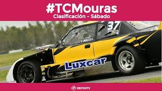 #TCMouras - EN VIVO - Clasificación del TC Mouras y TC Pista Mouras