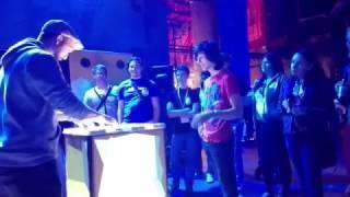 DJ Battle met de Mash Machine