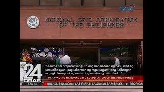 24 Oras: NGCP advisory