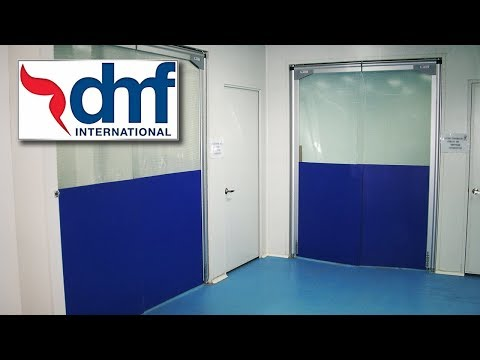 DMF International Swingflex PVC doors