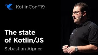 The State of Kotlin/JS