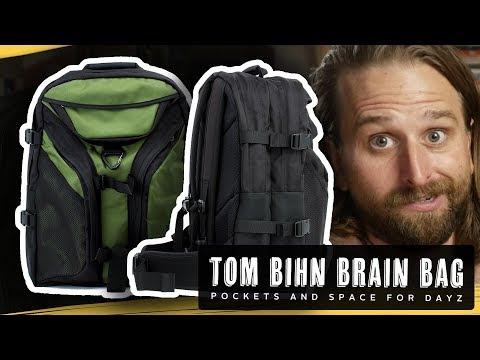 Tom Bihn Brain Bag