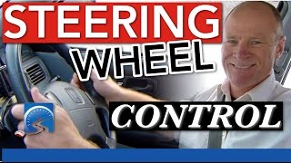 How to Steer a Car Properly :: Hand-Over-Hand OR Hand-to-Hand