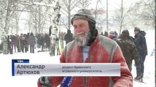 Преподаватели и ректоры вузов встали на лыжи и сыграли в футбол