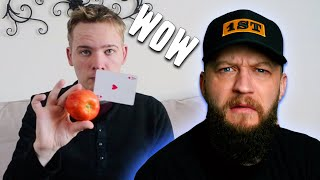 I Can't Explain this SORCERY!! (Reacting to Magic)
