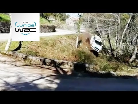 Junior WRC - Corsica linea - Tour de Corse 2019: Highlights FRIDAY