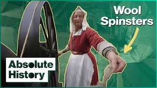 Why Sheep's Milk Was More Common Than Cow's | Tudor Monastery | Absolute History