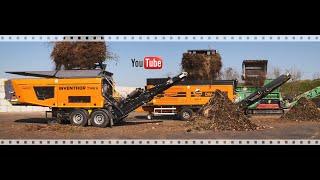 INVENTHOR TYPE 6 vs. DW 3060 & HAAS TYRON 2000 XL - Deutsch