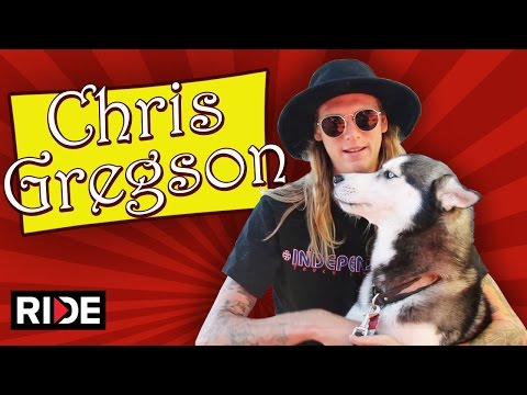 Chris Gregson - Free Lunch
