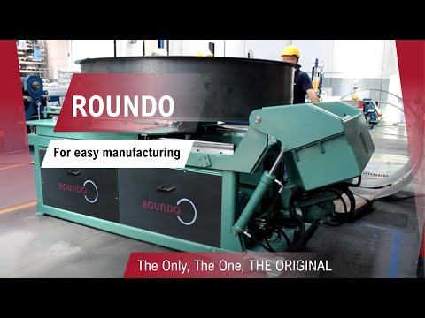Roundo Flanging Machine SF Series