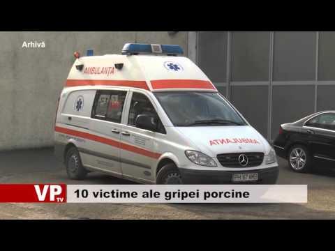 10 victime ale gripei porcine