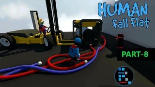 [Hindi] Human: Fall Flat | Funniest Game Ever (PART-8)