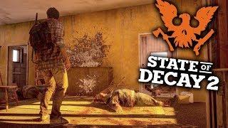 STATE OF DECAY 2 - OFICINA NOVA PARA OS ALIADOS - S02E09 (Sobrevivência e Apocalipse Zumbi)
