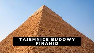 Jak powstały piramidy? Tajemnice budowy piramid – Dr Franc Zalewski
