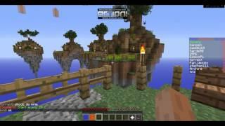 preview picture of video 'Gramy w minecraft na SkyWars [odc.1] Nowa seria!!!!'