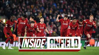 Inside Anfield: Liverpool 5-5 Arsenal   Unseen footage from epic 10-goal thriller