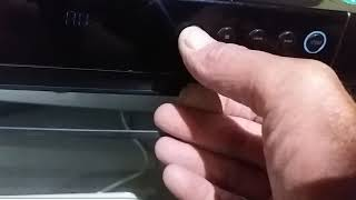 LG dvd player: How to change input mode without remote, no remote input mode change