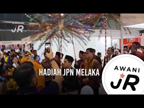 #AWANIJr: Hadiah JPN Melaka