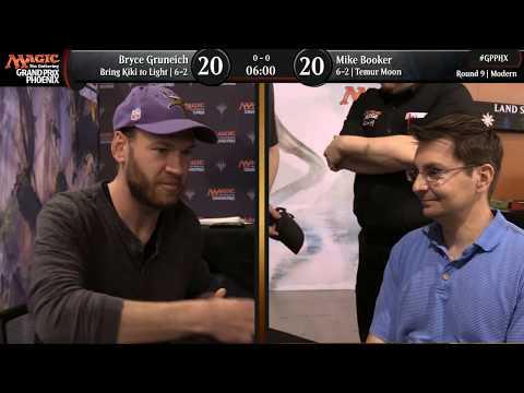 Magic the Gathering GP Phoenix 2018 Round 9