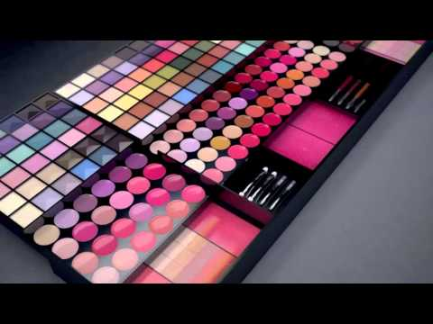Estuche de Maquillaje The Color Workshop 2015