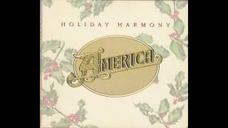 """America – """"Sleigh Ride"""" (Rhino) 2002"""