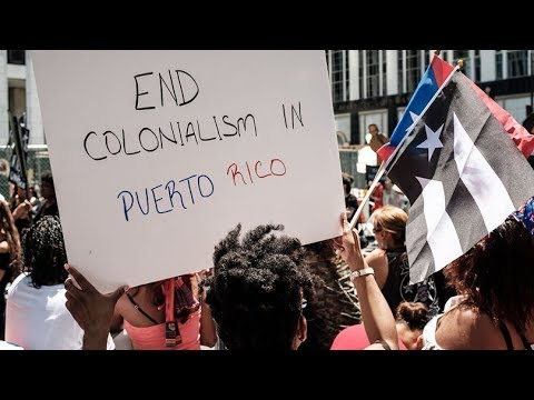 The Disaster Is The Colony: Puerto Rico and the US