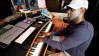 brian mcknight official tutorial how i play 101 never felt this way
