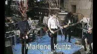 Marlene Kuntz - IL VILE - live @ RAIDUE - 1997
