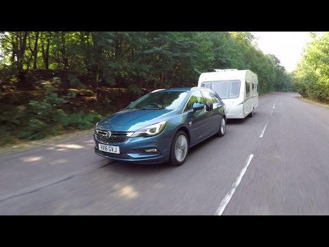The Practical Caravan Vauxhall Astra Sports Tourer review