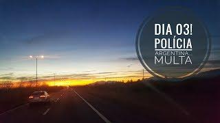preview picture of video 'De Las Tunas a San Luis! POLICIA corrupta de Corrientes e Entre rios, Multa! #3'