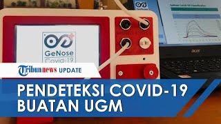 Alat Deteksi Covid-19 Buatan UGM GeNose Akan Diproduksi Ribuan Unit pada Awal 2021