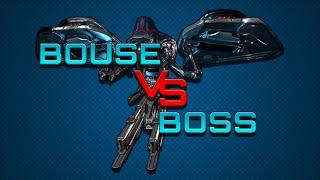 How to easily beat Warframe Raptor |BouseVsBoss #3