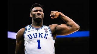 Zion Williamson Duke Highlights    2018-19 ᴴᴰ