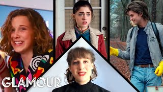Fashion Historian Fact Checks Stranger Things' Wardrobe | Glamour