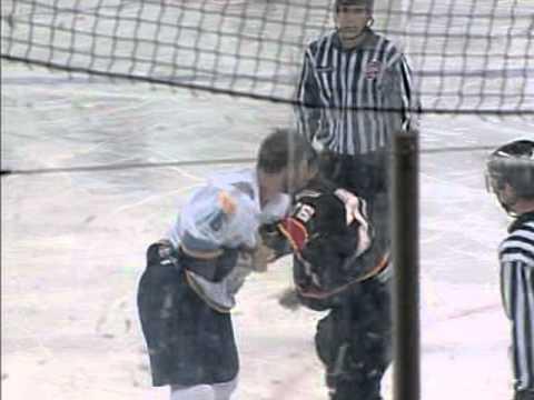 Scott Fletcher vs Mike Liambas