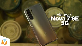 Huawei nova 7 SE 5G Unboxing & In-Depth Hands-on Review