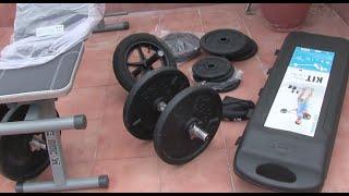 Achtung! Wichtige Tipps für dein Home Fitnessstudio Kosten Sparen & Funktionalität prüfen!