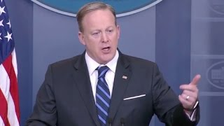 Feb 22, 2017- White House Press Briefing With Sean Spicer- Full Event