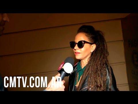 Miss Bolivia video Entrevista  - Fashion Meets Rock 2016