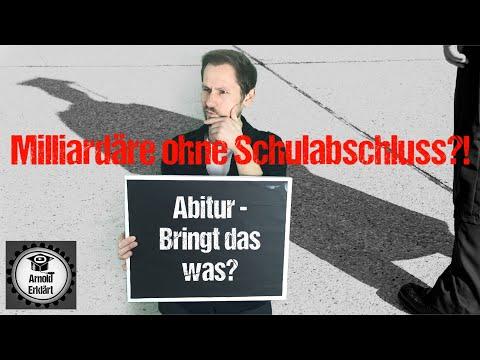 , title : 'Abitur - Reich und erfolgreich ohne Schulabschluss?
