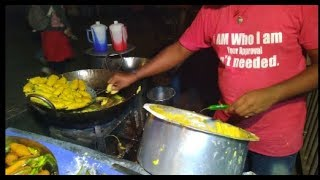 #Mirchibajji Recipe |  Mirapakaya Bajji | Indian Street Food